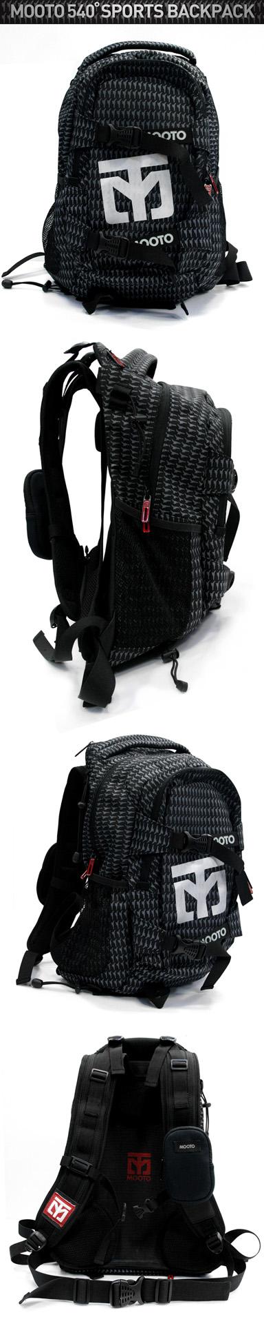 Mooto 540 Backpacks