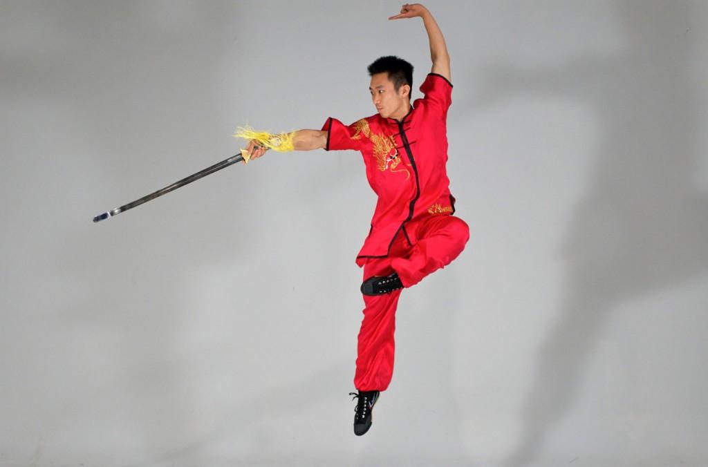 Alfred Hsing Wushu Champion
