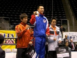 10th WWC Gold Medal - Alfred Hsing