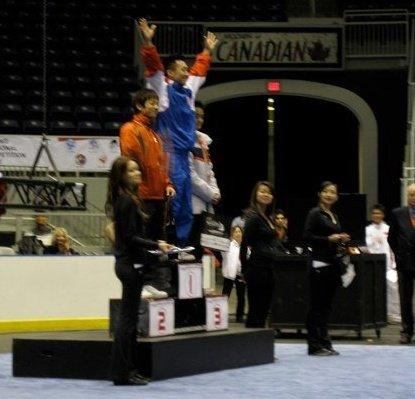 10th WWC Alfred Hsing Takes First First Place for USA