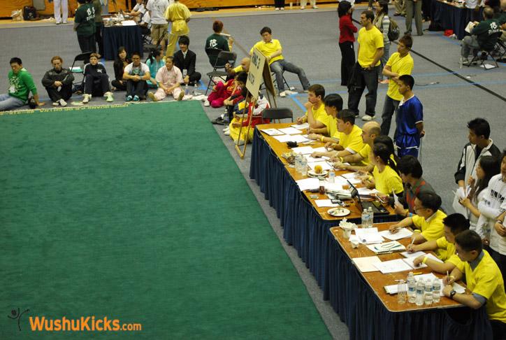 cmat18 judges table