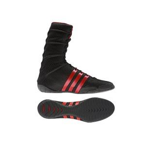 Adidas AdiPower Boxing Boot Black