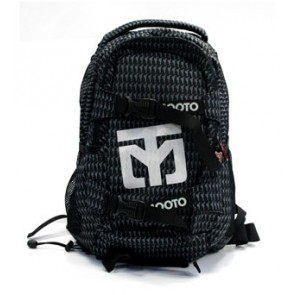 Mooto Backpack (Black)