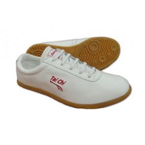 Tai Chi Shoes (White)