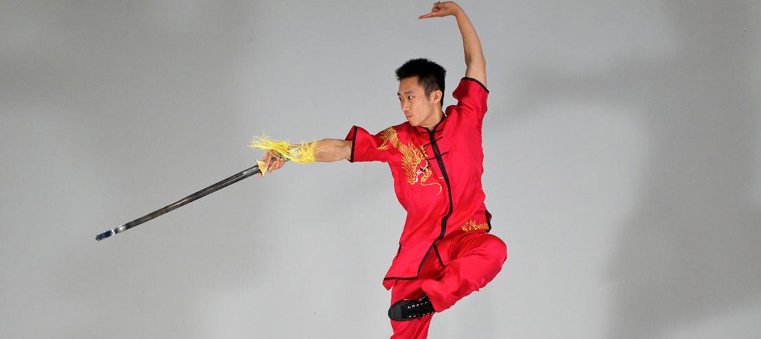 Wushu Kicks